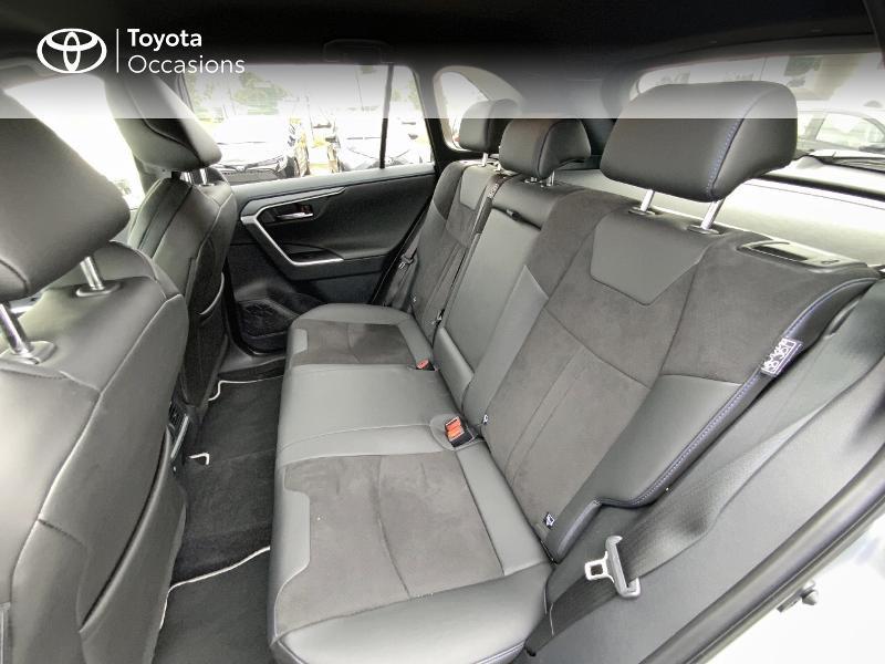 Photo 12 de l'offre de TOYOTA RAV4 Hybride 218ch Collection 2WD MY21 à 43090€ chez Altis - Toyota Auray