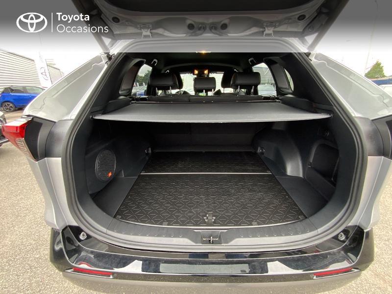 Photo 10 de l'offre de TOYOTA RAV4 Hybride 218ch Collection 2WD MY21 à 43090€ chez Altis - Toyota Auray