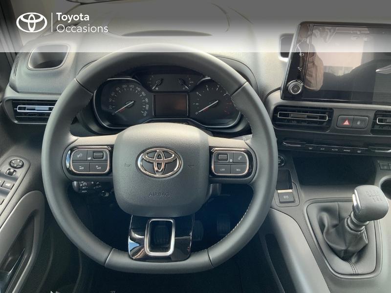 Photo 9 de l'offre de TOYOTA PROACE CITY Verso Medium 1.5 100 D-4D Executive RC21 à 28650€ chez Altis - Toyota Auray