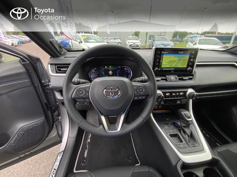 Photo 9 de l'offre de TOYOTA RAV4 Hybride 218ch Collection 2WD MY21 à 43090€ chez Altis - Toyota Auray