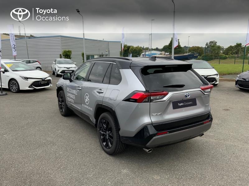 Photo 26 de l'offre de TOYOTA RAV4 Hybride 218ch Collection 2WD MY21 à 43090€ chez Altis - Toyota Auray