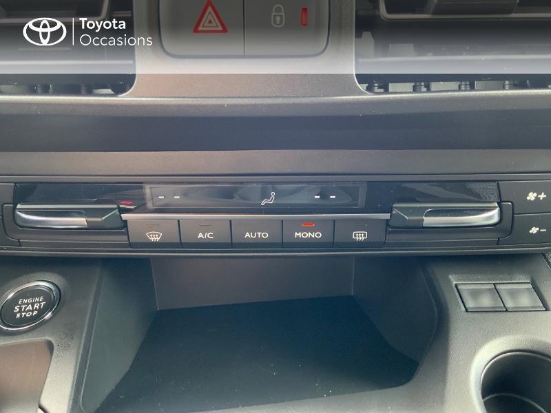 Photo 22 de l'offre de TOYOTA PROACE CITY Verso Medium 1.5 100 D-4D Executive RC21 à 28650€ chez Altis - Toyota Auray