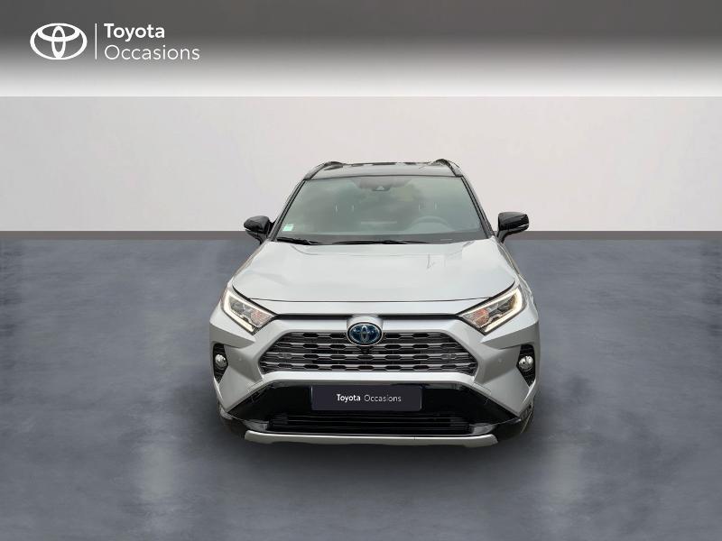 Photo 5 de l'offre de TOYOTA RAV4 Hybride 218ch Collection 2WD MY21 à 43090€ chez Altis - Toyota Auray