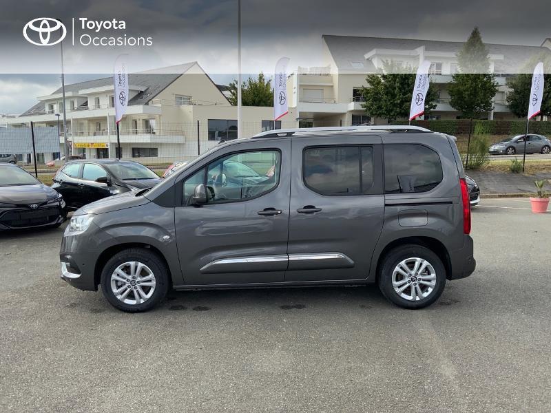 Photo 27 de l'offre de TOYOTA PROACE CITY Verso Medium 1.5 100 D-4D Executive RC21 à 28650€ chez Altis - Toyota Auray