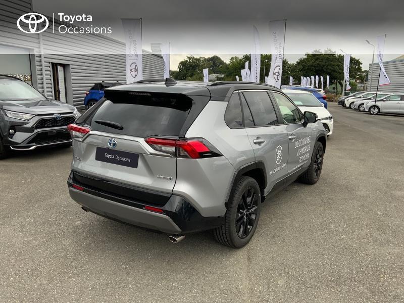 Photo 18 de l'offre de TOYOTA RAV4 Hybride 218ch Collection 2WD MY21 à 43090€ chez Altis - Toyota Auray