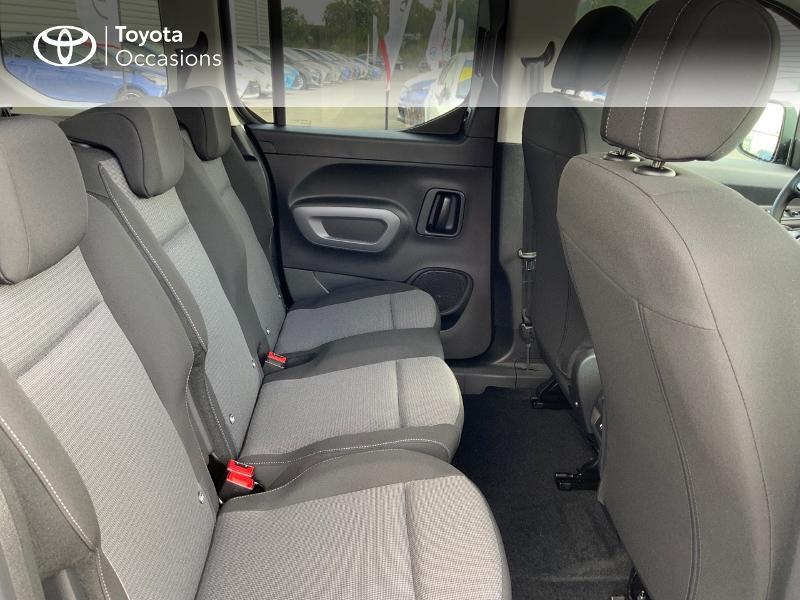 Photo 7 de l'offre de TOYOTA PROACE CITY Verso Medium 1.5 100 D-4D Executive RC21 à 28650€ chez Altis - Toyota Auray