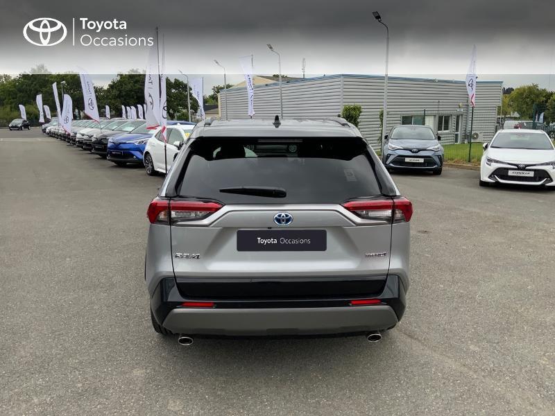 Photo 28 de l'offre de TOYOTA RAV4 Hybride 218ch Collection 2WD MY21 à 43090€ chez Altis - Toyota Auray
