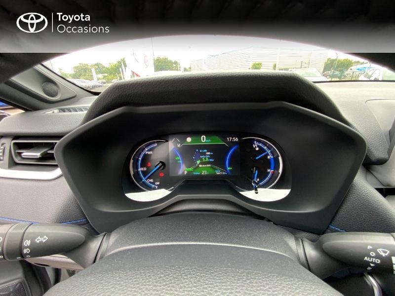Photo 14 de l'offre de TOYOTA RAV4 Hybride 218ch Collection 2WD MY21 à 43090€ chez Altis - Toyota Auray