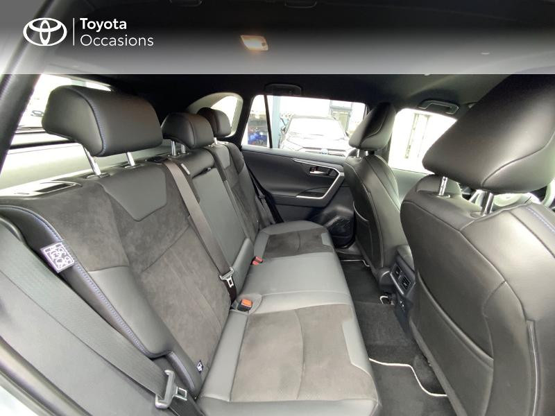Photo 7 de l'offre de TOYOTA RAV4 Hybride 218ch Collection 2WD MY21 à 43090€ chez Altis - Toyota Auray