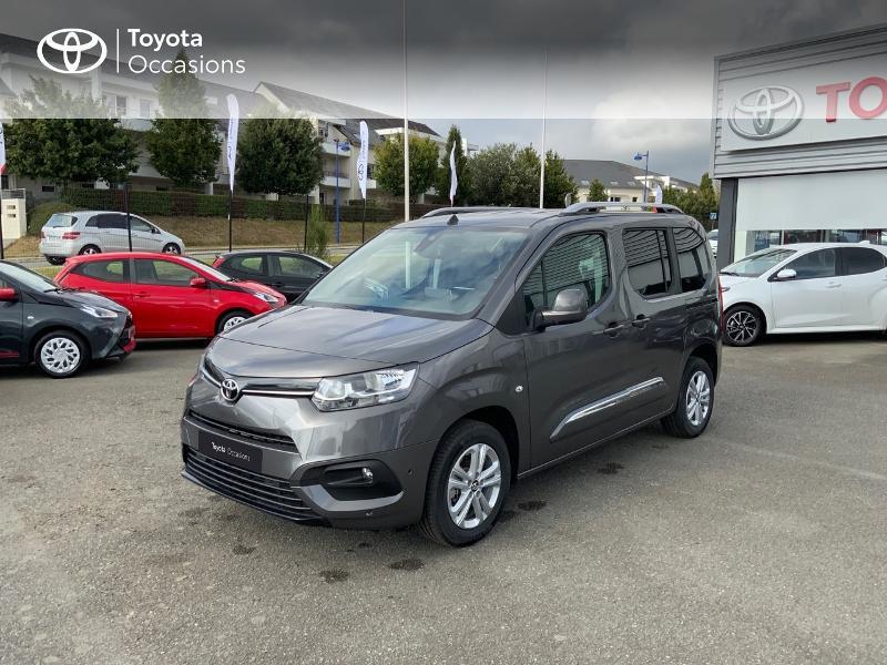 Photo 25 de l'offre de TOYOTA PROACE CITY Verso Medium 1.5 100 D-4D Executive RC21 à 28650€ chez Altis - Toyota Auray