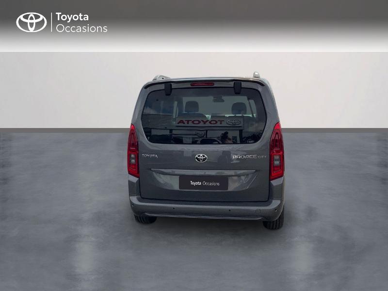 Photo 4 de l'offre de TOYOTA PROACE CITY Verso Medium 1.5 100 D-4D Executive RC21 à 28650€ chez Altis - Toyota Auray