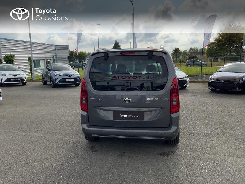Photo 28 de l'offre de TOYOTA PROACE CITY Verso Medium 1.5 100 D-4D Executive RC21 à 28650€ chez Altis - Toyota Auray