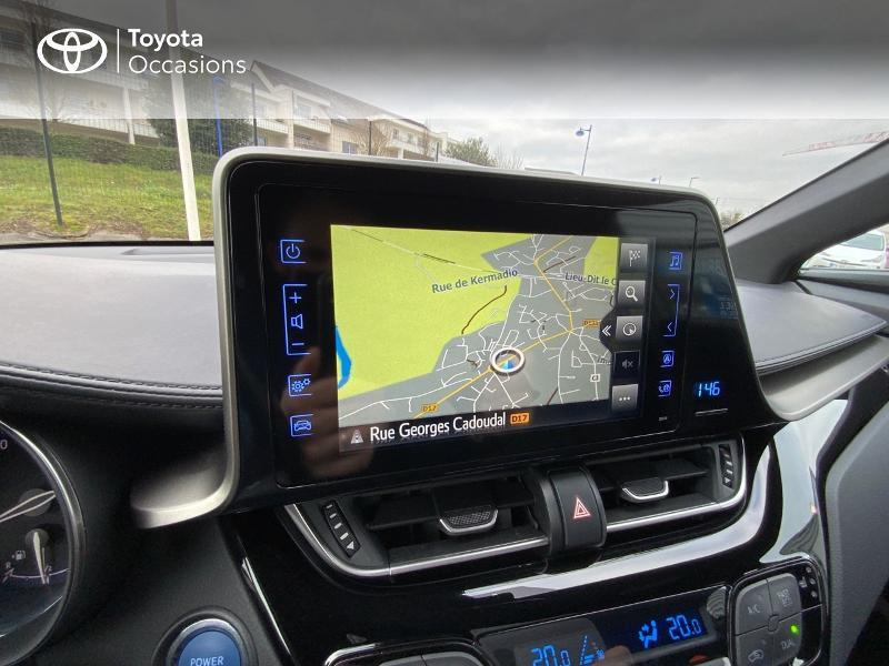 Photo 20 de l'offre de TOYOTA C-HR 122h Edition 2WD E-CVT RC18 à 21990€ chez Altis - Toyota Auray
