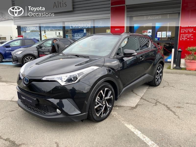 Photo 25 de l'offre de TOYOTA C-HR 122h Edition 2WD E-CVT RC18 à 21990€ chez Altis - Toyota Auray