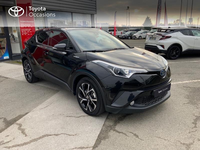 Photo 19 de l'offre de TOYOTA C-HR 122h Edition 2WD E-CVT RC18 à 21990€ chez Altis - Toyota Auray