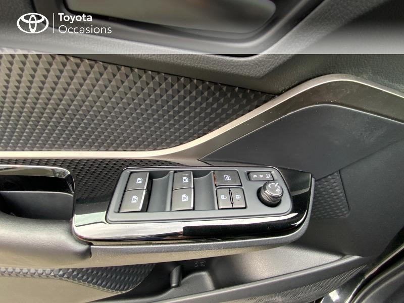 Photo 21 de l'offre de TOYOTA C-HR 122h Edition 2WD E-CVT RC18 à 21990€ chez Altis - Toyota Auray