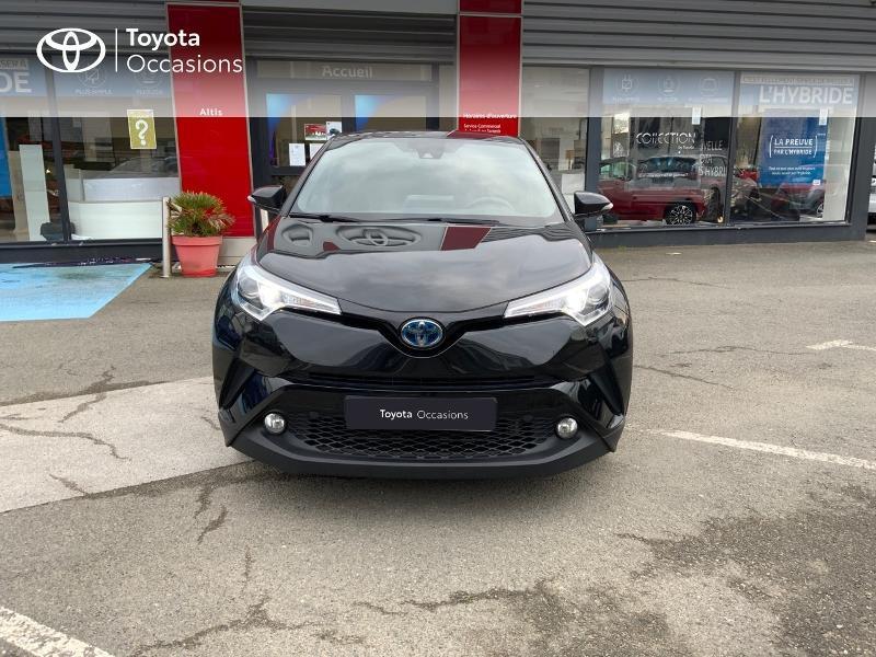 Photo 29 de l'offre de TOYOTA C-HR 122h Edition 2WD E-CVT RC18 à 21990€ chez Altis - Toyota Auray