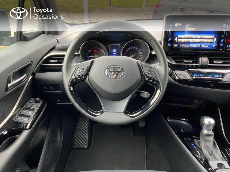 Photo 9 de l'offre de TOYOTA C-HR 122h Edition 2WD E-CVT RC18 à 21990€ chez Altis - Toyota Auray