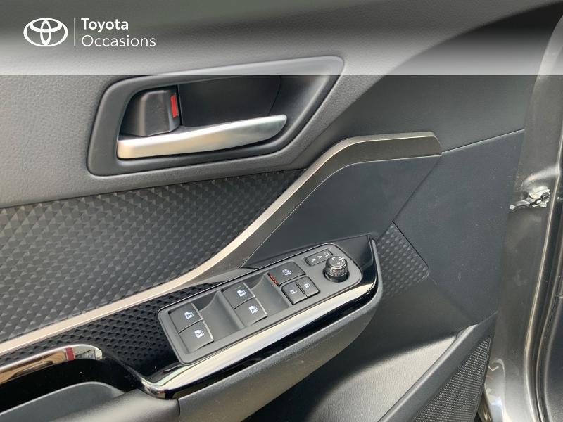 Photo 21 de l'offre de TOYOTA C-HR 122h Edition 2WD E-CVT RC18 à 19990€ chez Altis - Toyota Auray