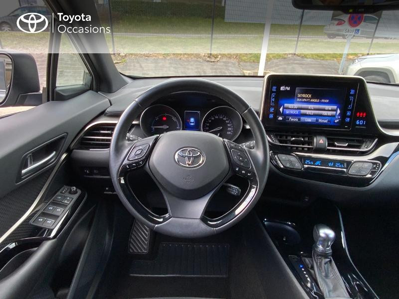 Photo 9 de l'offre de TOYOTA C-HR 122h Edition 2WD E-CVT RC18 à 19990€ chez Altis - Toyota Auray