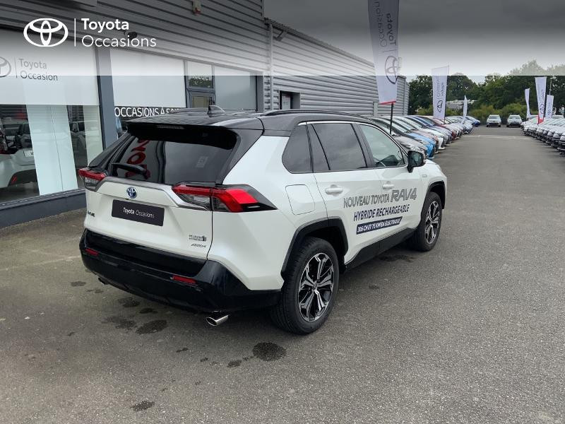 Photo 18 de l'offre de TOYOTA RAV4 Hybride Rechargeable 306ch Collection AWD à 58790€ chez Altis - Toyota Auray