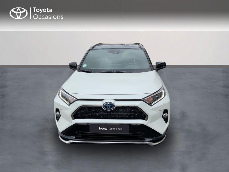Photo 5 de l'offre de TOYOTA RAV4 Hybride Rechargeable 306ch Collection AWD à 58790€ chez Altis - Toyota Auray