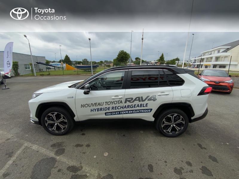 Photo 27 de l'offre de TOYOTA RAV4 Hybride Rechargeable 306ch Collection AWD à 58790€ chez Altis - Toyota Auray