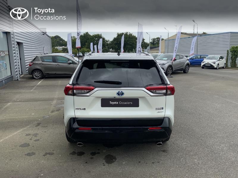 Photo 28 de l'offre de TOYOTA RAV4 Hybride Rechargeable 306ch Collection AWD à 58790€ chez Altis - Toyota Auray