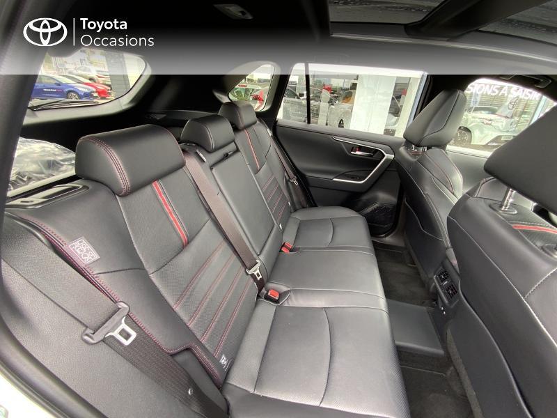 Photo 7 de l'offre de TOYOTA RAV4 Hybride Rechargeable 306ch Collection AWD à 58790€ chez Altis - Toyota Auray