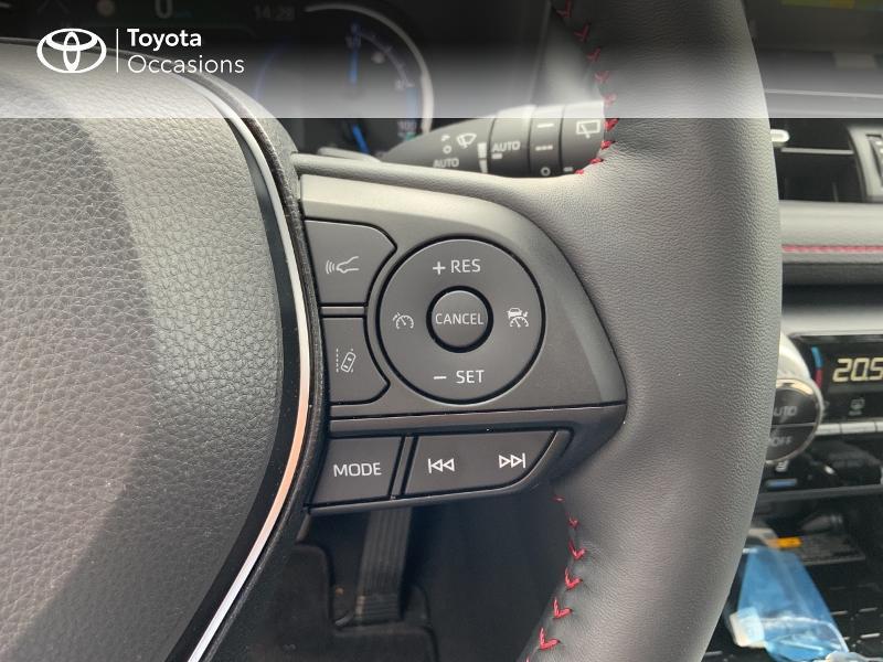 Photo 20 de l'offre de TOYOTA RAV4 Hybride Rechargeable 306ch Collection AWD à 58790€ chez Altis - Toyota Auray