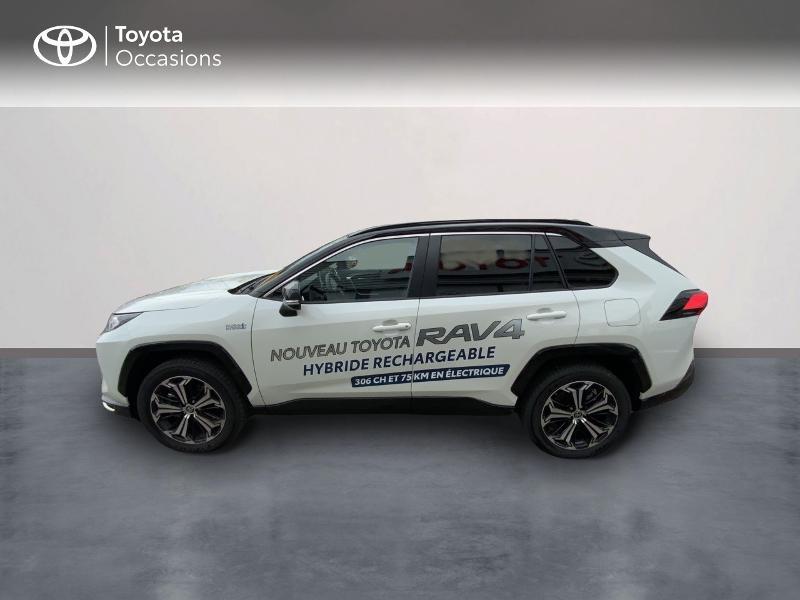 Photo 3 de l'offre de TOYOTA RAV4 Hybride Rechargeable 306ch Collection AWD à 58790€ chez Altis - Toyota Auray