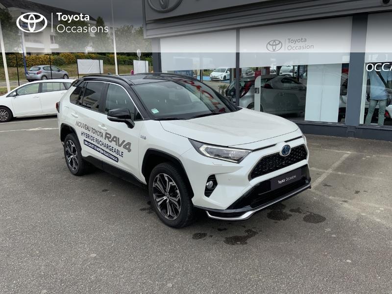 Photo 19 de l'offre de TOYOTA RAV4 Hybride Rechargeable 306ch Collection AWD à 58790€ chez Altis - Toyota Auray