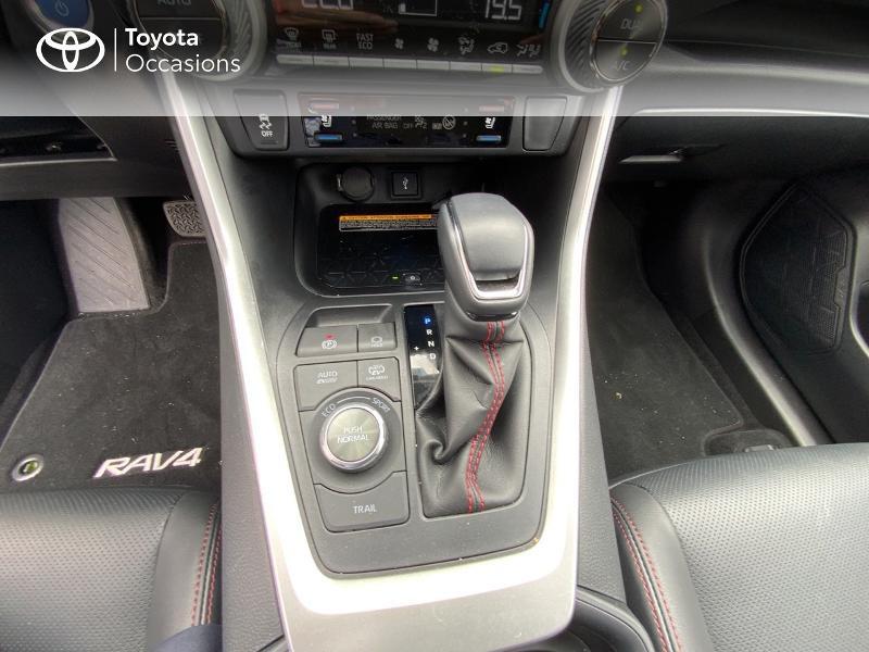 Photo 23 de l'offre de TOYOTA RAV4 Hybride Rechargeable 306ch Collection AWD à 58790€ chez Altis - Toyota Auray