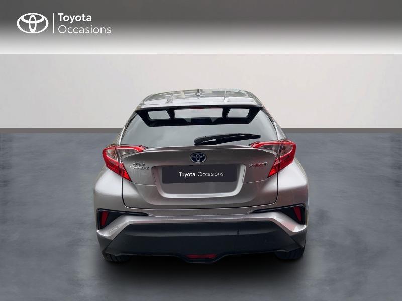 Photo 4 de l'offre de TOYOTA C-HR 122h Edition 2WD E-CVT RC18 à 21690€ chez Altis - Toyota Auray