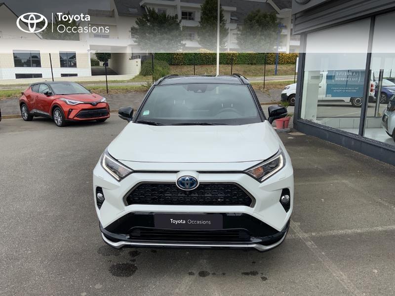 Photo 29 de l'offre de TOYOTA RAV4 Hybride Rechargeable 306ch Collection AWD à 58790€ chez Altis - Toyota Auray