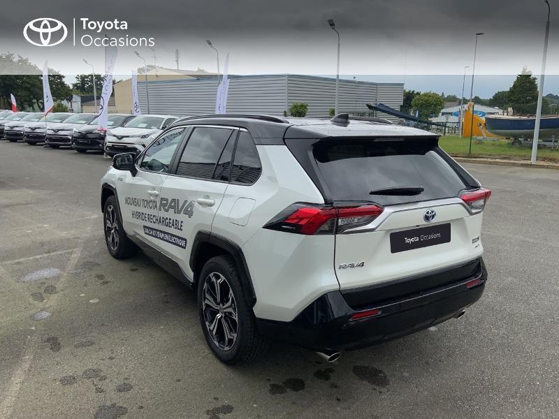 Photo 26 de l'offre de TOYOTA RAV4 Hybride Rechargeable 306ch Collection AWD à 58790€ chez Altis - Toyota Auray