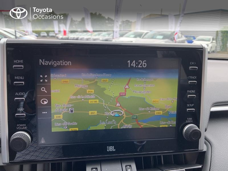 Photo 15 de l'offre de TOYOTA RAV4 Hybride Rechargeable 306ch Collection AWD à 58790€ chez Altis - Toyota Auray