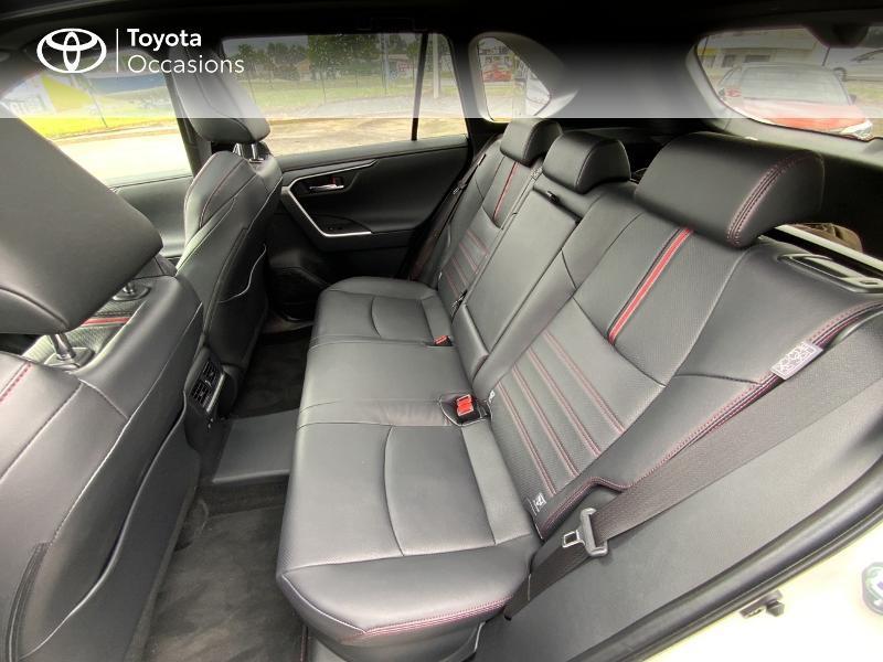 Photo 12 de l'offre de TOYOTA RAV4 Hybride Rechargeable 306ch Collection AWD à 58790€ chez Altis - Toyota Auray