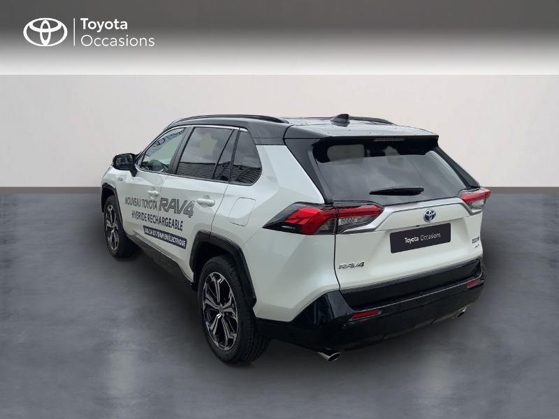 Photo 2 de l'offre de TOYOTA RAV4 Hybride Rechargeable 306ch Collection AWD à 58790€ chez Altis - Toyota Auray