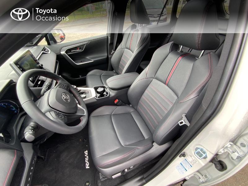 Photo 11 de l'offre de TOYOTA RAV4 Hybride Rechargeable 306ch Collection AWD à 58790€ chez Altis - Toyota Auray
