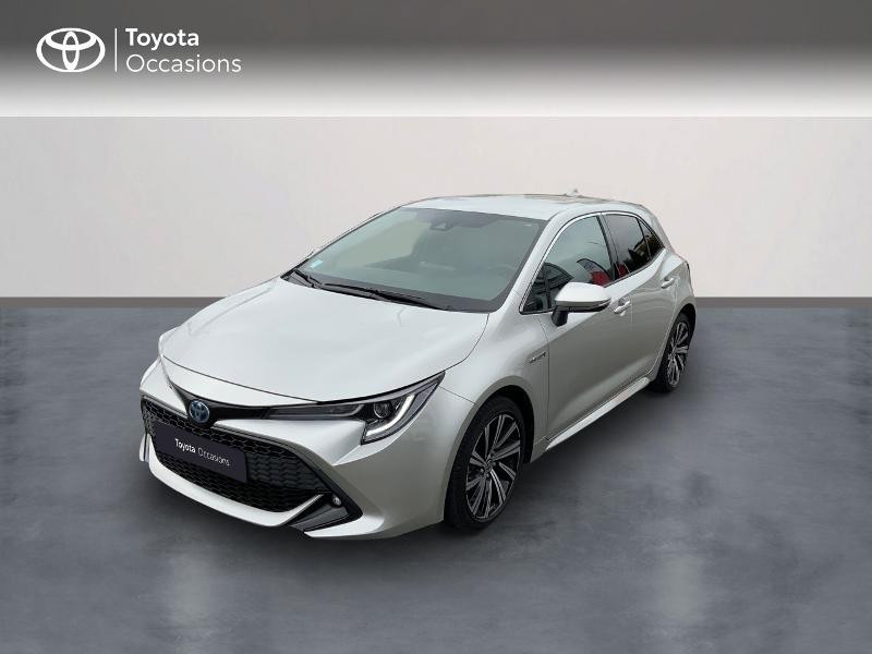 Toyota Corolla 122h Design MY21 Hybride GRIS ARGENT Occasion à vendre