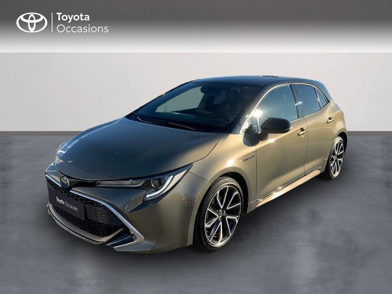 Toyota Corolla 122h Collection Hybride BRONZE Occasion à vendre