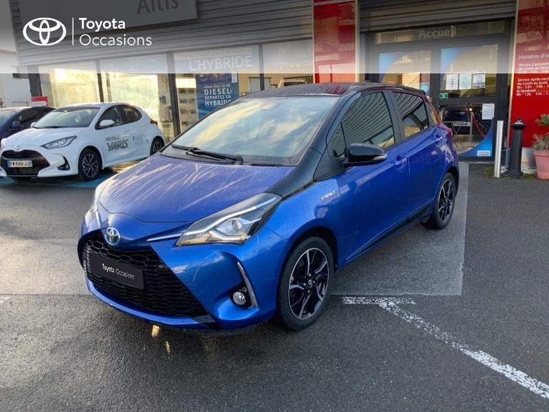 Photo 25 de l'offre de TOYOTA Yaris 100h Collection 5p RC18 à 14880€ chez Altis - Toyota Auray