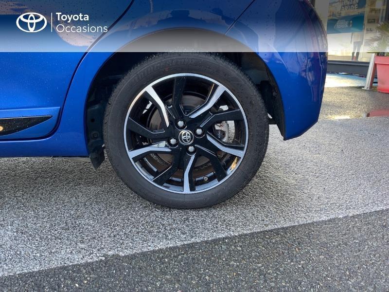 Photo 16 de l'offre de TOYOTA Yaris 100h Collection 5p RC18 à 14880€ chez Altis - Toyota Auray