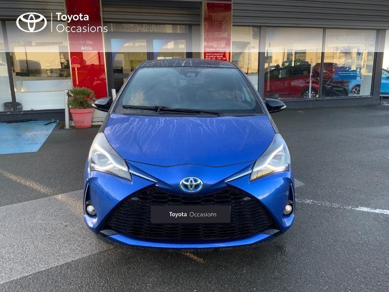Photo 29 de l'offre de TOYOTA Yaris 100h Collection 5p RC18 à 14880€ chez Altis - Toyota Auray