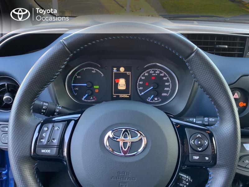 Photo 13 de l'offre de TOYOTA Yaris 100h Collection 5p RC18 à 14880€ chez Altis - Toyota Auray