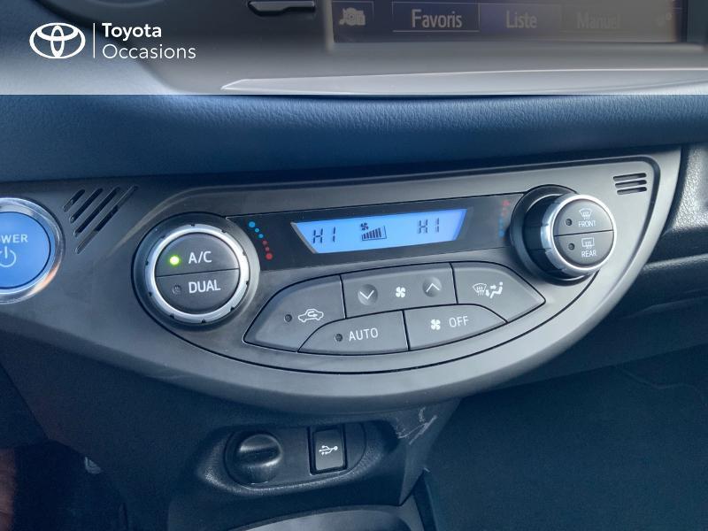 Photo 22 de l'offre de TOYOTA Yaris 100h Collection 5p RC18 à 14880€ chez Altis - Toyota Auray