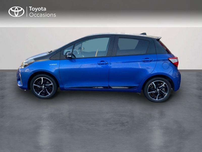Photo 3 de l'offre de TOYOTA Yaris 100h Collection 5p RC18 à 14880€ chez Altis - Toyota Auray