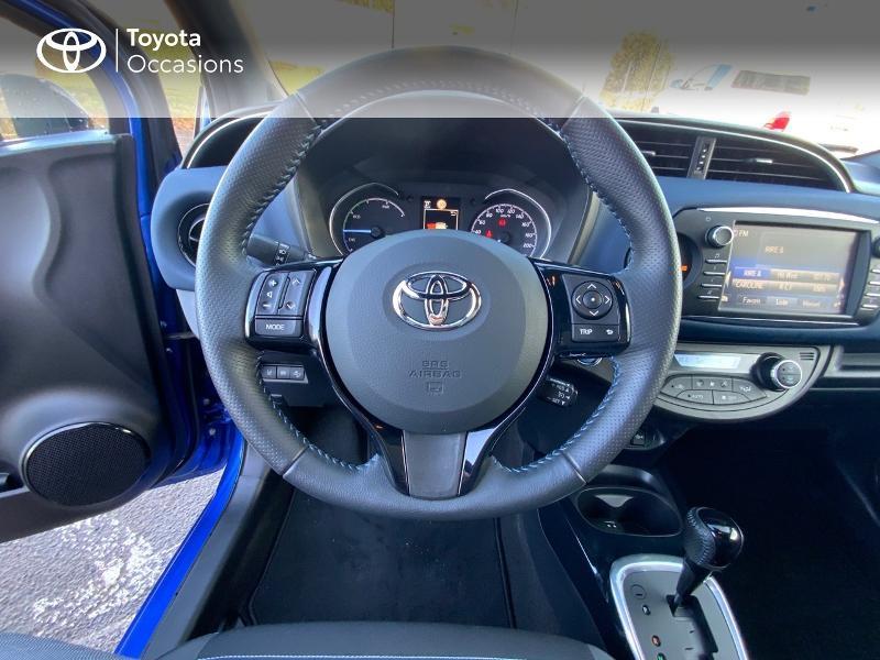 Photo 9 de l'offre de TOYOTA Yaris 100h Collection 5p RC18 à 14880€ chez Altis - Toyota Auray
