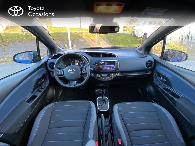 Photo 8 de l'offre de TOYOTA Yaris 100h Collection 5p RC18 à 14880€ chez Altis - Toyota Auray